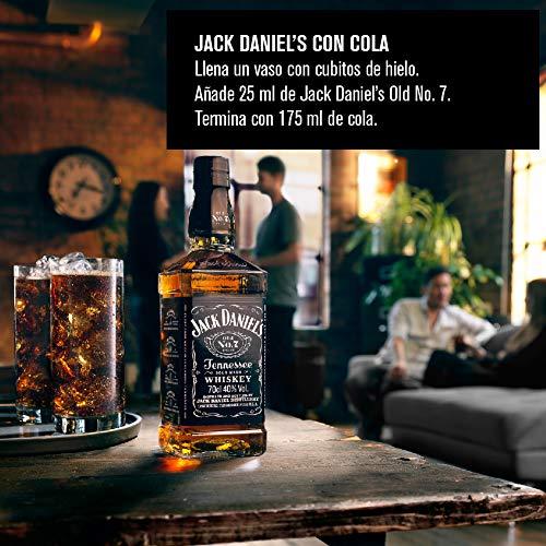 Jack Daniel's Bourbon - 6