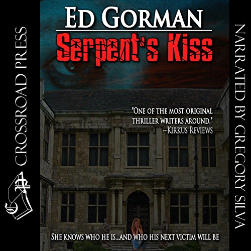 Serpent's Kiss audiobook cover art