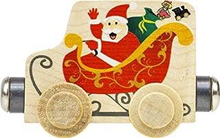 NameTrains Santa Sleigh - Made in USA