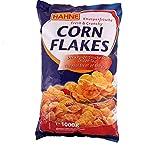 Hahne - Corn flakes per colazione, 10 confezioni da 1kg per Hotel e B&B [10kg]