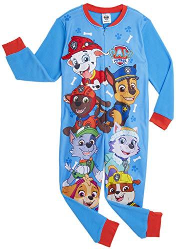 Pijama Paw Patrol Una Pieza