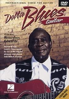 Delta Blues Guitar: Featuring Honeyboy Edwards