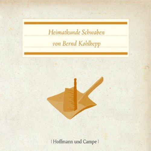 Heimatkunde Schwaben audiobook cover art