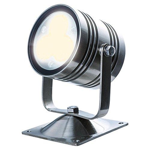 Heitronic LED Strahler KULMBACH warmweiß EEK: A
