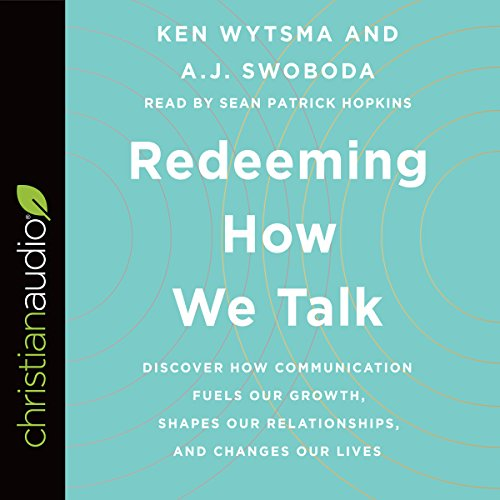Redeeming How We Talk audiobook cover art