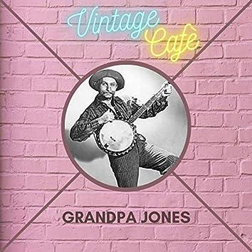 Grandpa Jones - Vintage Cafè