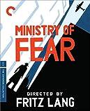 Criterion Collection: Ministry Of Fear [Edizione: Stati Uniti] [Reino Unido] [Blu-ray]