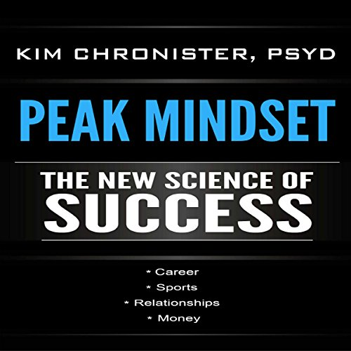 Peak Mindset audiobook cover art