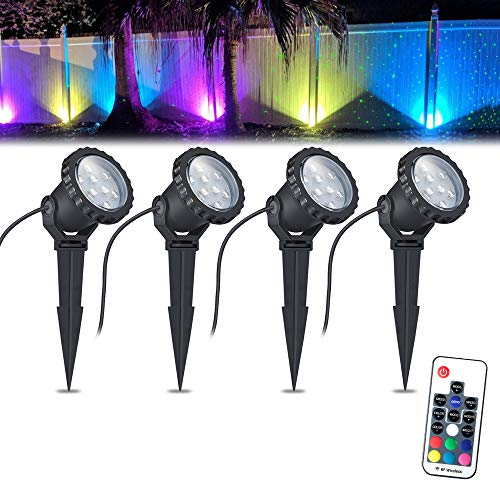 See the TOP 10 Best<br>Led Garden Spotlight Kit