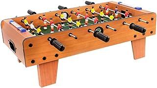 Glzcyoo Foosball bordsspel och tillbehör, miniformat kul, rörlig, kicker fotboll bordsskivor fotboll fritid hand bollboll ...