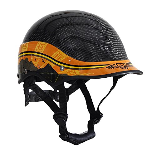 WRSI Trident Composite Watersports Helmet (Red, SM)
