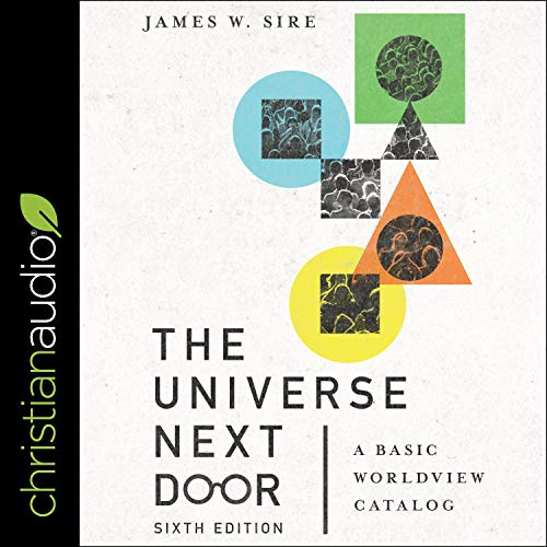 The Universe Next Door, Sixth Edition cover art