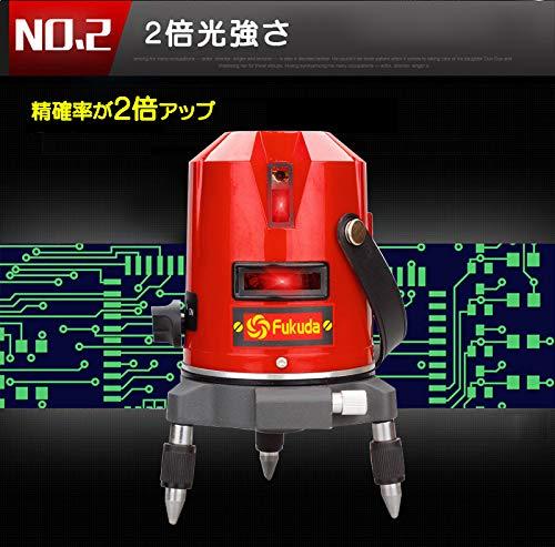 FUKUDA(福田)『2ラインレーザー墨出し器(EK-153DP)』