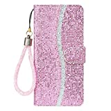 Case for Huawei Y5 2019, Honor 8S Cover, Girly Glitter