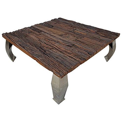 *Indoortrend.com Couchtisch Wohnzimmertisch Sofa-Tisch Loungetisch Schwemmholz Treibholz Altholz*