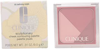 Clinique Sculptionary Cheek Contouring Palette, 03 Defining Roses, 9g