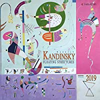 Wassily Kandinsky - Floating Structures 2020