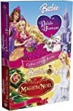 Coffret Barbie La magie de Noël ; Le palais de diamants
