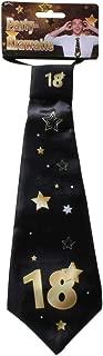 Udo Schmidt GmbH & Co Party-Krawatte mit Einer großen 18\
