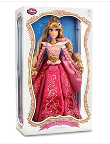Disney Store Exclusive Limited Edition Sleeping Beauty Aurora Doll - 17 by Disney