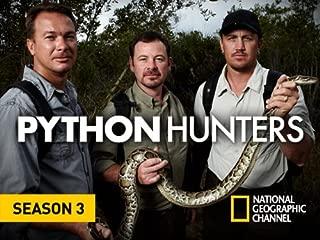 Python Hunters Season 3