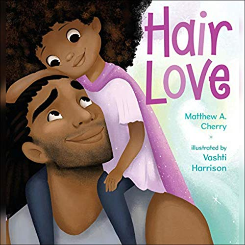 Hair Love cover art