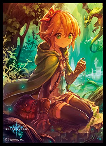 Shadowverse Elf Girl Liza Trading Card Game Character Sleeves Collection MT340 image