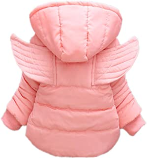 My Sky Baby Girls Infant Winter Cotton Outerwear Coats Snowsuit Jackets