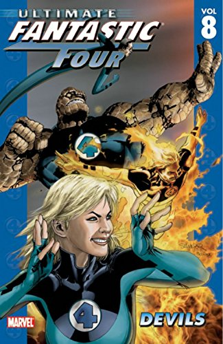 Ultimate Fantastic Four: Devils v. 8 (Ultimate Fantastic Four (Graphic Novels)) by Mark Brooks (Artist), Stuart Immonen (Artist), Frazer Irving (Artist), (4-Jul-2007) Paperback