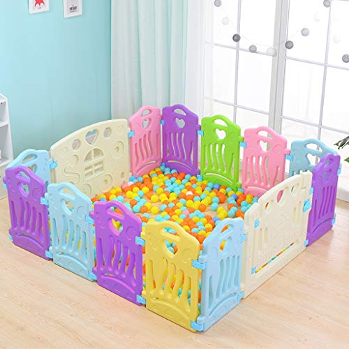 Buy Dingji Baby Play Fence Children Activity Center Security Game Bed Home Indoor Outdoor