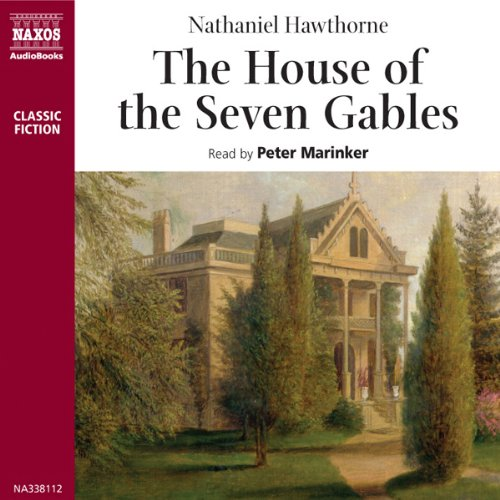 Page de couverture de The House of the Seven Gables