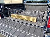 Truck Bed Envelope Style Trunk Mesh Cargo Net for Dodge Ram 1500 2019-2021 New