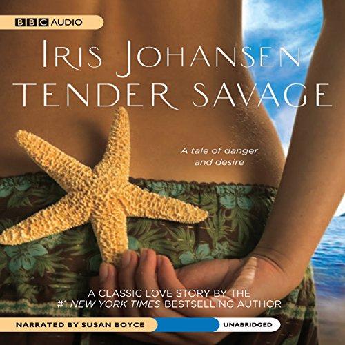 Tender Savage audiobook cover art