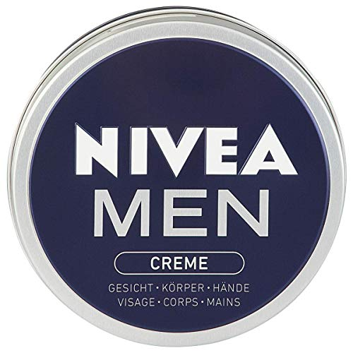 Nivea Men taza de crema de 150 ml - Version importada, Alemania