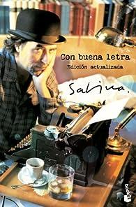 Con buena letra. Edición actualizada par Joaquin Sabina