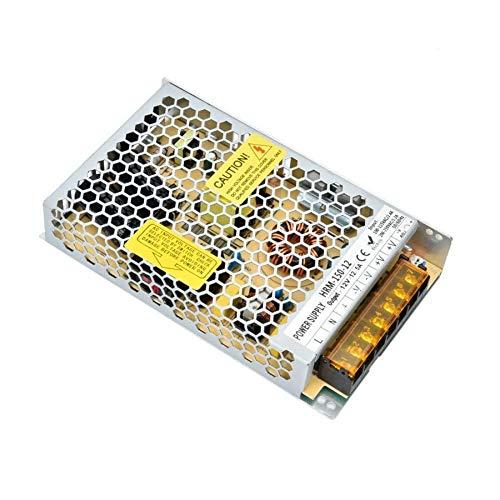 Módulo de alimentación Interruptor LED ultra-delgado de fuente de alimentación de 150 W 100 ~ 115 VCA / 2.4A o 200 ~ 230 V CA / 1.2A for 12V CC / 12.5A luz de tira de fuente de alimentación Módulo reg