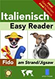 Italienisch Easy Reader - Fido am Strand [Kindle Edition]