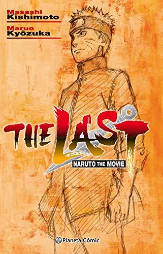 Naruto The Last (novela) (Manga Novelas (Light Novels))