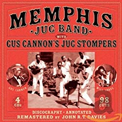 Memphis Jug Band with Gus Cannon\'s Jug Stompers