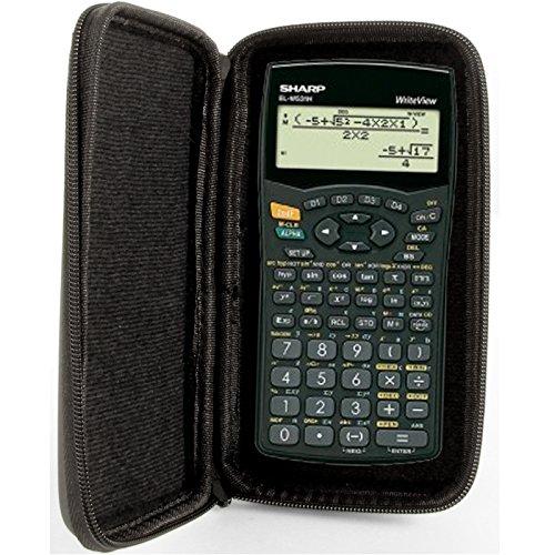 Custodia WYNGS per calcolatrice modello: Sharp EL-531WH / W531H / W506