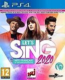 Let's Sing 2020 : Hits Français et Internationaux pour PS4