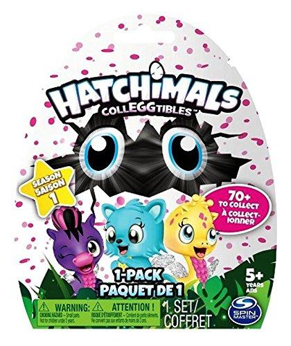 Hatchimals à Collectionner - 6034128 - Pack de 1 Figurine - Modèle Aléatoire