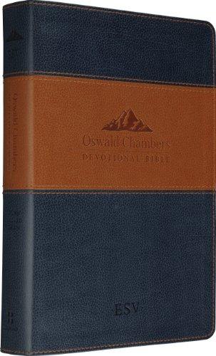 ESV Oswald Chambers Devotional Bible
