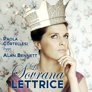 La sovrana lettrice audiobook cover art