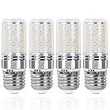 SanGlory 4er Pack E27 LED Lampen, 9W 950LM Kaltweiß...