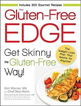 The Gluten-Free Edge: Get Skinny the Gluten-Free Way! by [Gini Warner, Ross Harris, Peter Green]