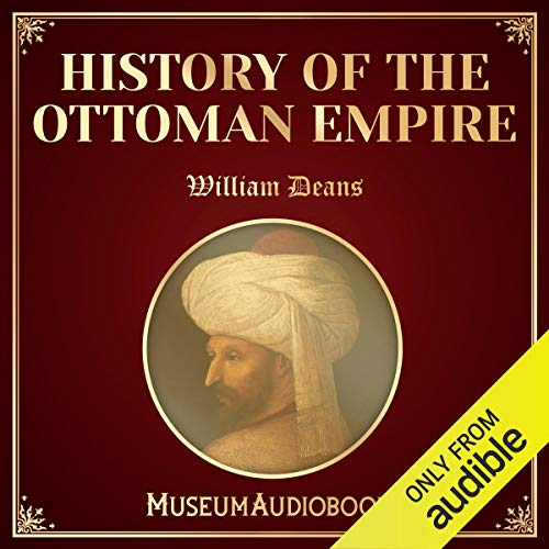History of the Ottoman Empire audiobook cover art