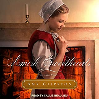 Amish Sweethearts cover art