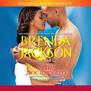 In the Doctor's Bed audiobook cover art