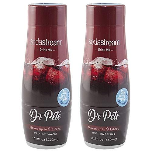 SodaStream Sparkling Drink, Dr Pete, 14.8 Fl Oz (Pack Of 2), 14.8 Fl Oz